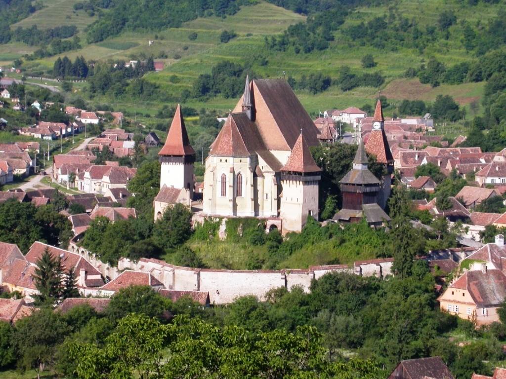 Sibiu şi împrejurimi