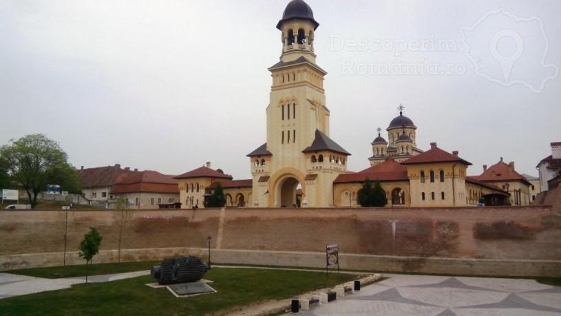 Cetatea Alba Carolina din Alba Iulia