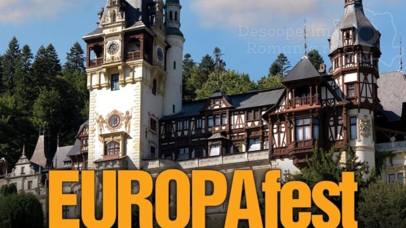 EUROPAfest Summer Edition @ Sinaia | 16 - 29 iulie 2015