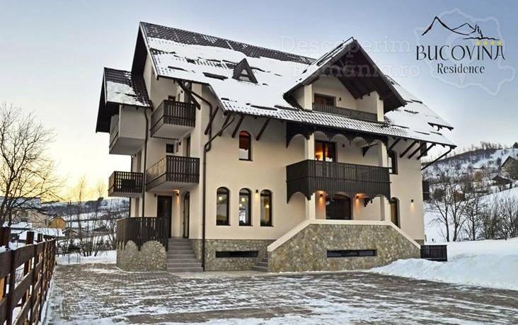 Pensiunea Bucovina Residence din Gura Humorului