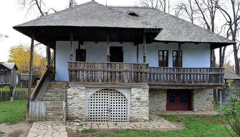Casa Codescu din Chiojdu
