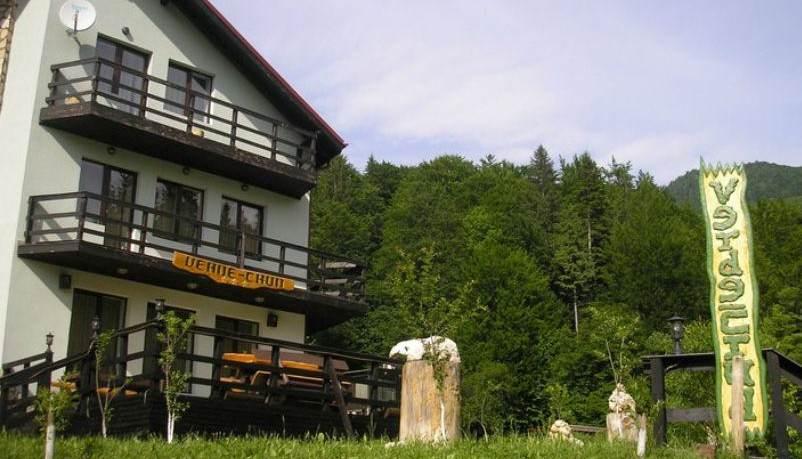 Cabana Verde Crud din Râșnov
