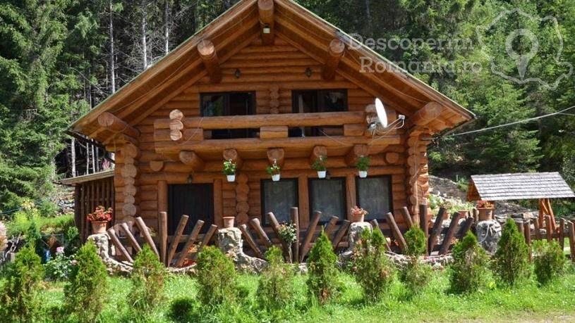 Cabana din Poveste din Râșca