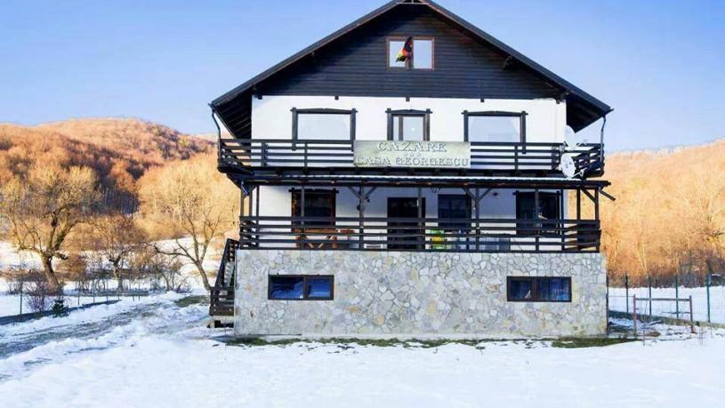 Casa Georgescu din Râșnov
