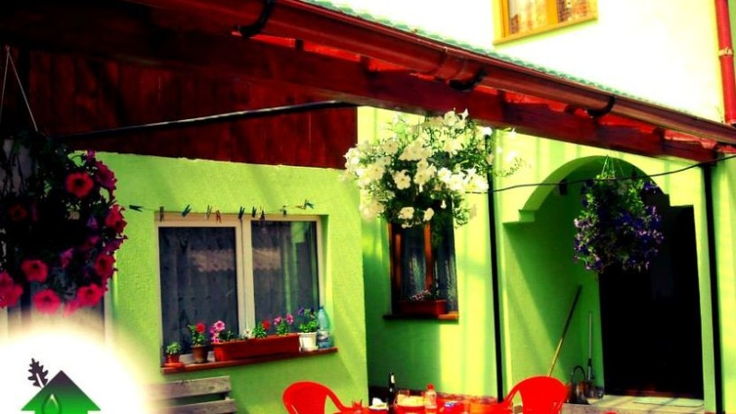 Casa Verde din Frumosu