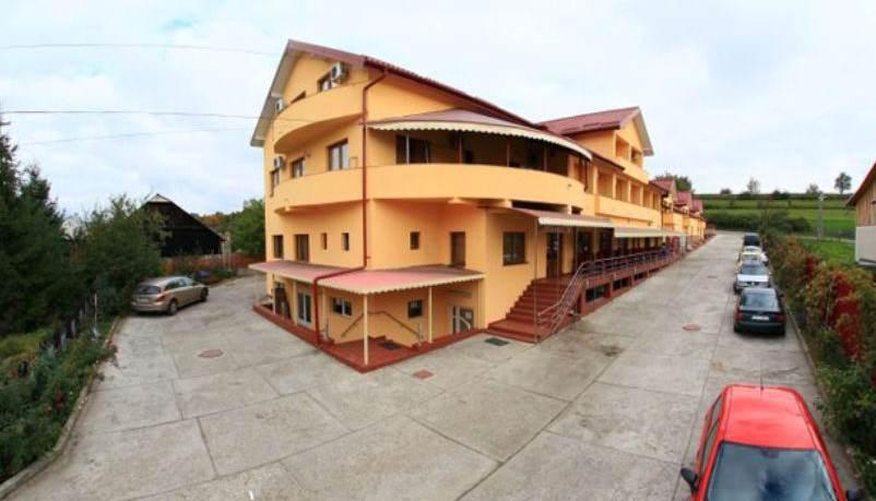 Hotel Mărțișorul din Cacica
