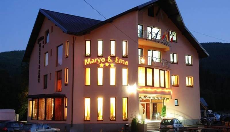 Hotel Mario&Ema din Cârlibaba
