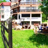 Pensiunea Casa Vlasin din Poiana Brașov