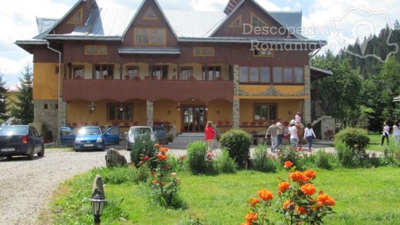 Pensiunea Colț de Bucovina din Voroneț