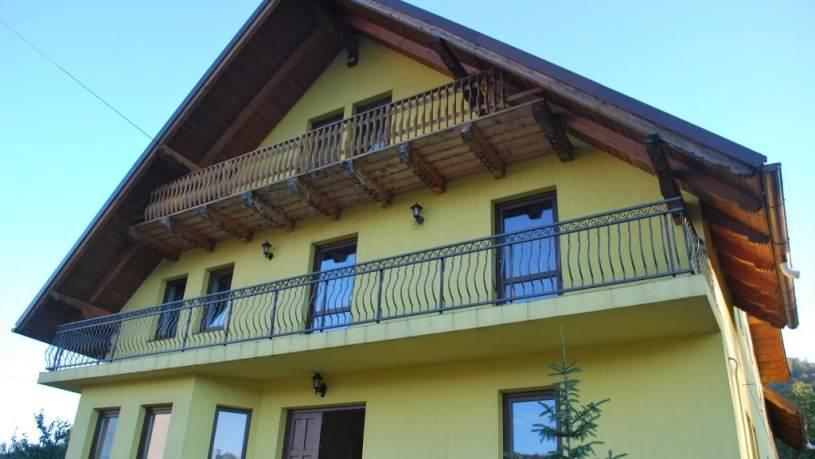 Pensiunea GrandEmi Belvedere Bucovina din Bucșoaia