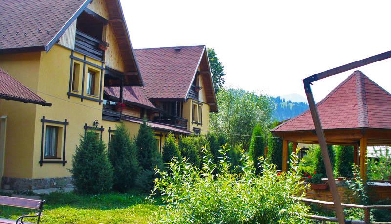 Pensiunea Liliana din Câmpulung Moldovenesc