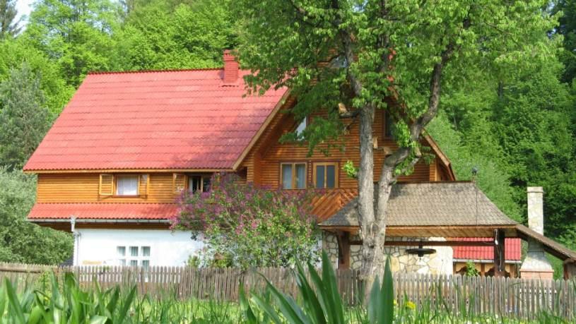 Pensiunea Poiana de Vis din Sucevița