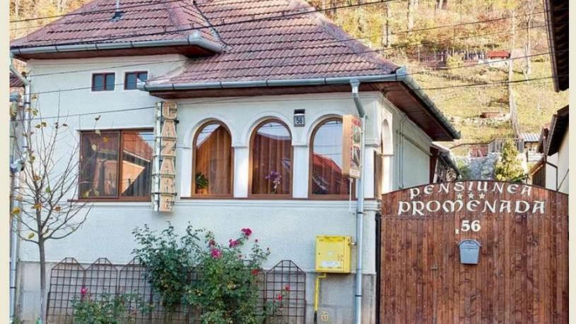 Pensiunea Promenada din Râșnov