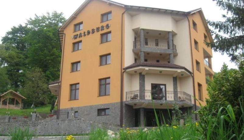 Pensiunea Waldburg din Râșnov