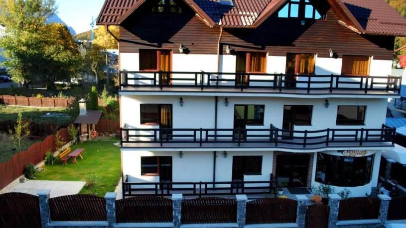 Vila Casa Amurg din Sinaia