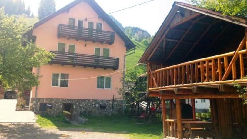 Vila Moecel din Moieciu de Sus