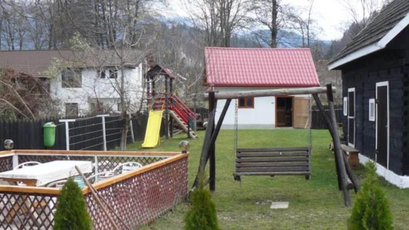 Vila Vlăduț din Bran