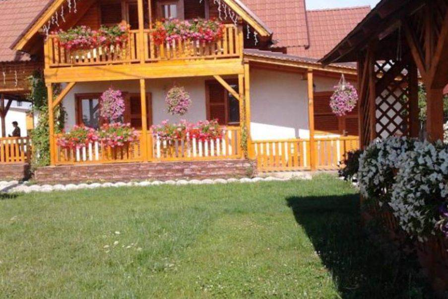 Cabana Larisa din Ocna Sibiului