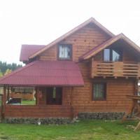Cabana Miradela din Beliș