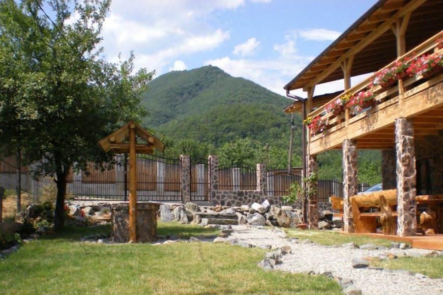 Cabana Sadu din Sadu