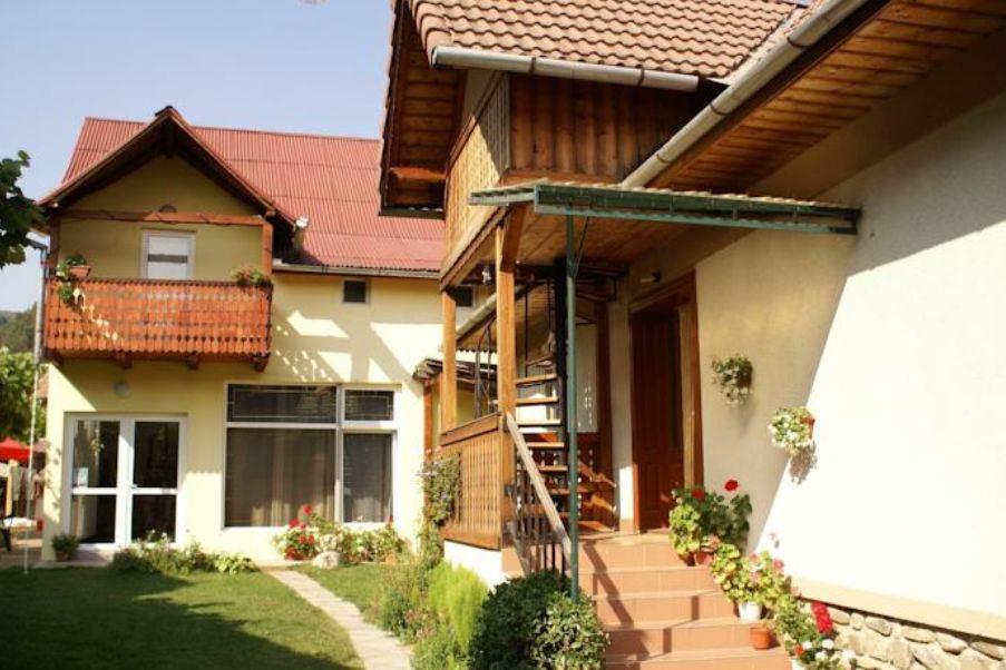 Casa Andrei din Sibiel