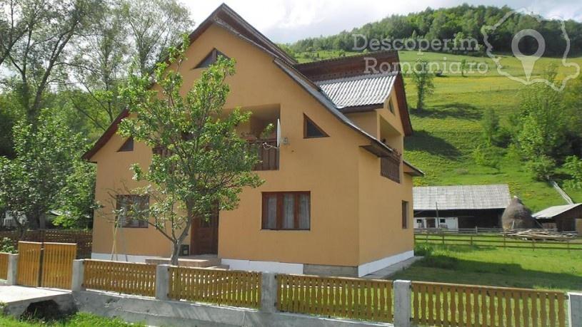 Casa de vacanță Boglea din Vidra
