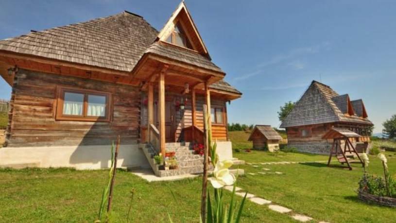 Casele de vacanță Luca și Vicențiu din Botiza