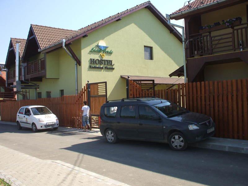 Hostel Lacul Verde din Ocna Sibiului