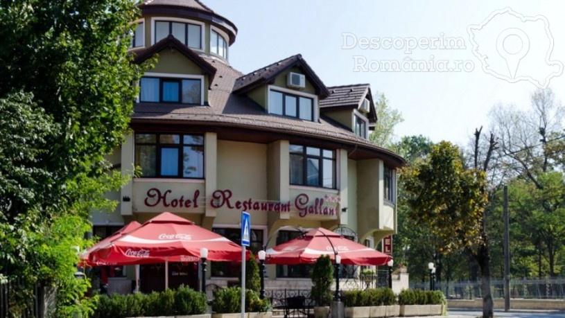 Hotel Gallantdin Sibiu
