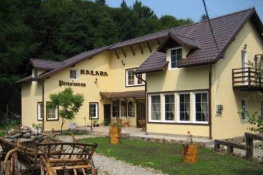 Pensiunea Balada din Avrig