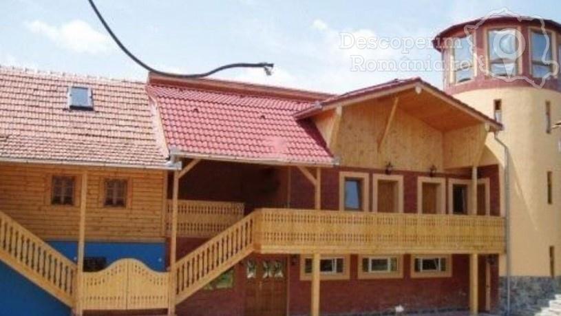 Pensiunea Bilcu House din Poiana Sibiului