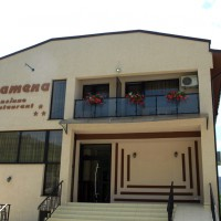 Pensiunea Camena din Bistrița