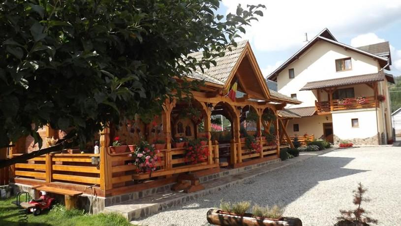 Pensiunea Carmen din Borșa