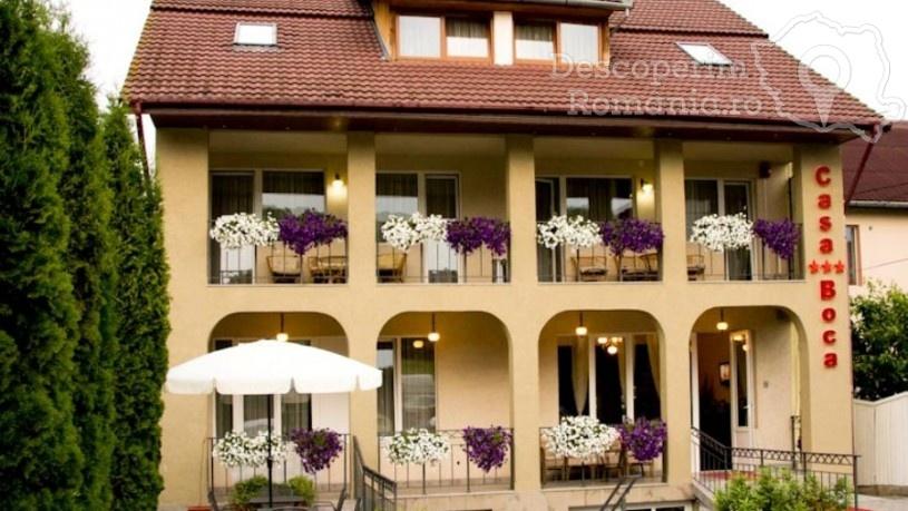 Pensiunea Casa Boca din Cluj-Napoca