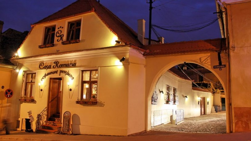 Pensiunea Casa Romană I din Sibiu
