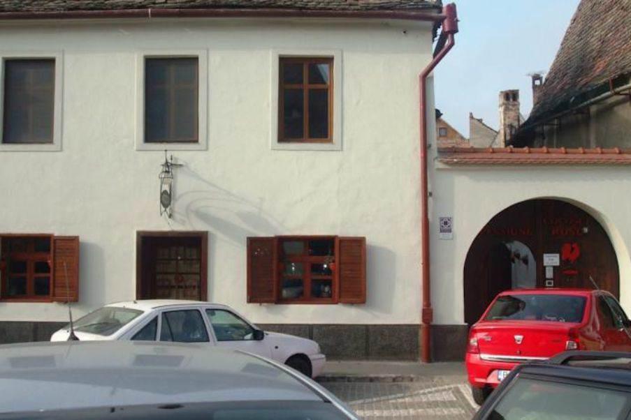 Pensiunea Cocoșul Roșu din Sibiu