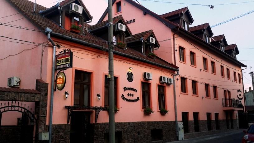 Pensiunea Hermannstadt din Sibiu