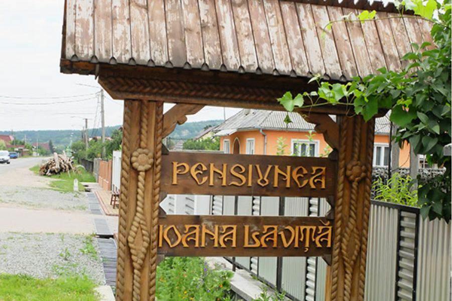 Pensiunea Ioana Lavița din Vadu Izei