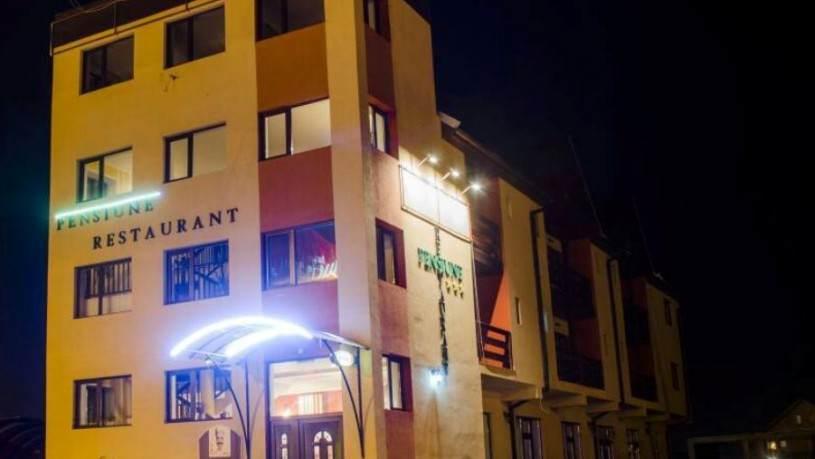 Pensiunea Ivis din Sibiu