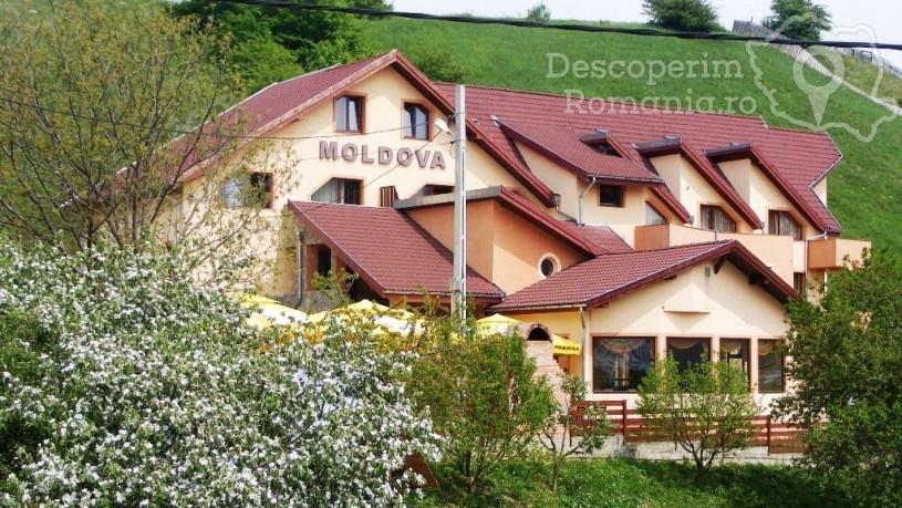 Pensiunea Moldova din Piatra Neamț