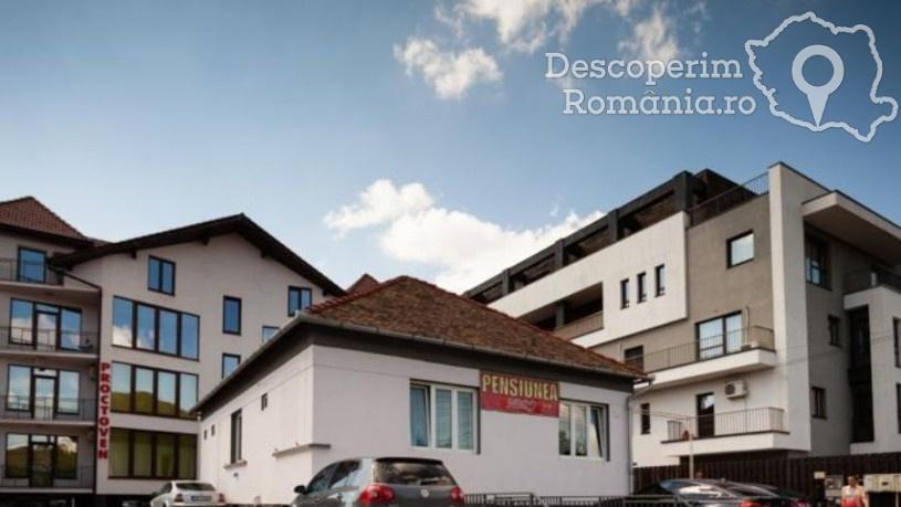 Pensiunea Nero din Sibiu