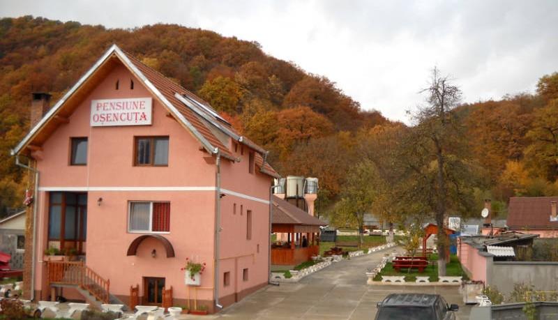 Pensiunea Oșencuța din Tălmaciu