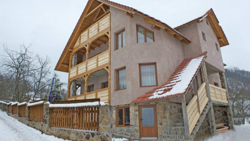 Pensiunea Valea Brânzei din Nănești