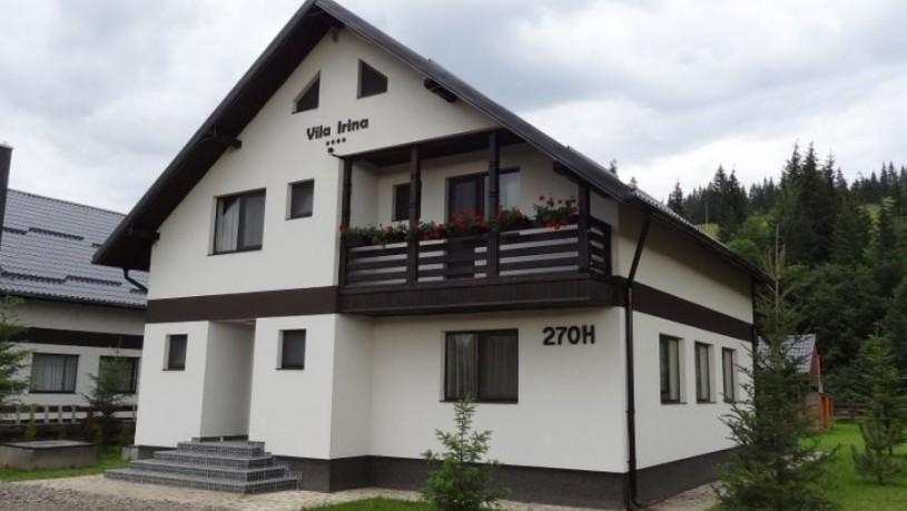 Vila Irina din Poiana Stâmpei