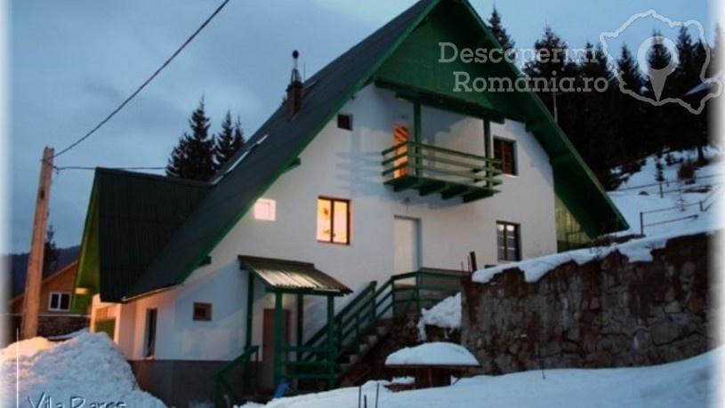Vila Rareș din Râușor