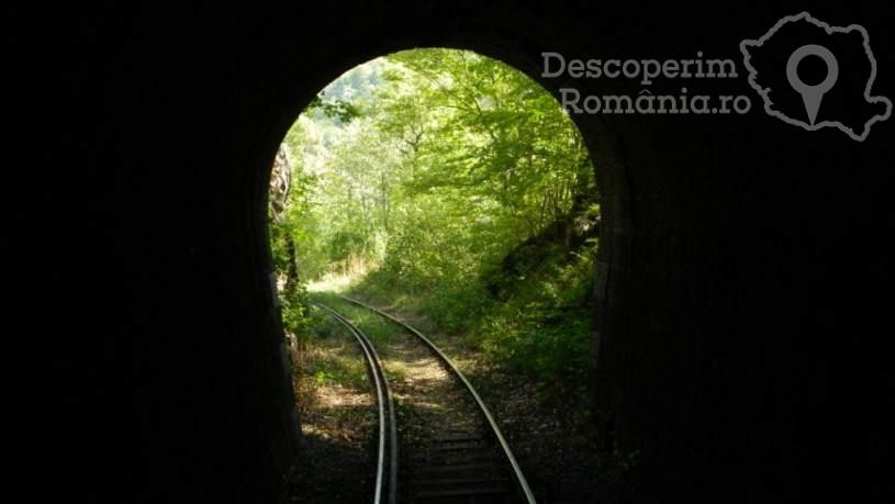 Semeringul Bănăţean – cea mai veche cale ferată montană din România
