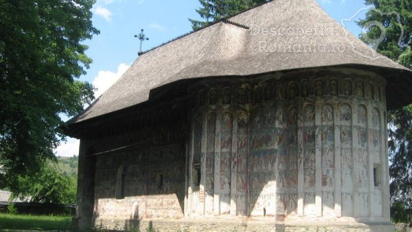 Mănăstirea Humor din Bucovina
