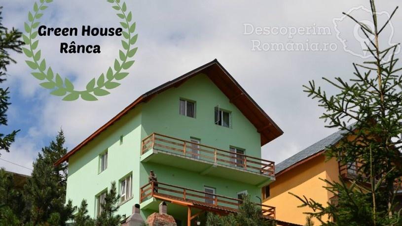 Cazare la Cabana Green House din Ranca - Retezat-Parang