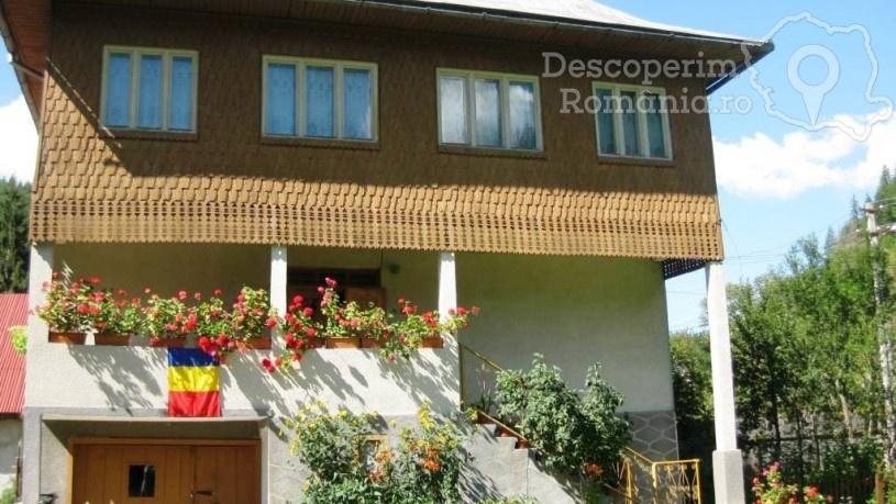 Pensiunea Sofia din Munții Apuseni satul Garda de Sus - Transilvania