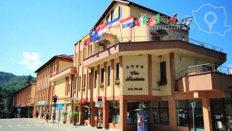 Vila Nicoleta din Băile Olănești
